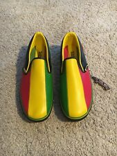 Vans Rasta 420 Hemp Weed Slip On Vintage OG Sk8 Hi Era Syndicate Vault Sample 9