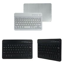 Wireless Bluetooth Keyboard Silent Rechargeable Keyboard For Ipad Phone Tablet
