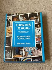 More details for edwins magic the memoirs and mysteries of edwin the the magician