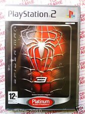 ★   SPIDER-MAN 3  ★  jeu video complet console  PlayStation 2 - PS2 - N°75