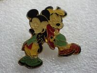 Pin's vintage Collector publicitaire Disney Micket & Minnie  Lot PE002