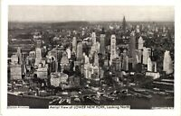 Vintage Postcard - Un-Posted View Of Lower New York City Looking North NY #4279
