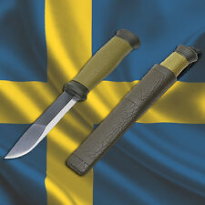Mora Knife: MORAKNIV OUTDOOR 2000 - Survival Bushcraft Mora Stainless Knives