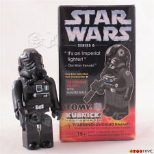 Kubrick Medicom Toy Star Wars Tie Fighter Pilot series 6 with opened box