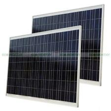 250W 24V PV Solar Panel Module 500W 1KW 1500W for Car Boat RV Boat Home System