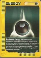 POKEMON - Darkness Energy 158/165 - Expedition - ENGLISH #NSF3