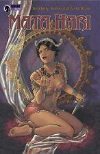 Dark Horse Comics Mata Hari #1 February 2017 1st Print NM