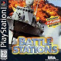 Battlestations (Sony PlayStation 1, 1997)