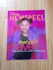 Newsreel Disney That's So Raven Disney Channel January 10, 2003 New
