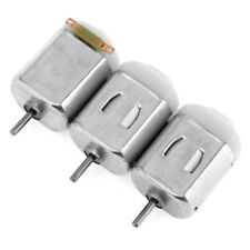 3 pcs Miniature small DC electric motors for toys DIY Arduino projects 1 ~ 6v
