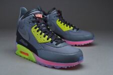 Nike Air Max 90 Sneakerboot Ice Hyper Punch Size 8 RARE!!!!