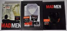 Mad Men Complete Seasons 1-3 (DVD) Set EXCELLENT SEALED CONDITION