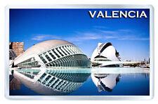 VALENCIA ESPAÑA MOD2 FRIDGE MAGNET SOUVENIR IMAN NEVERA