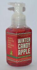 1 BATH & BODY WORKS WINTER CANDY APPLE GENTLE FOAMING HAND SOAP WASH FOAM 8.75OZ