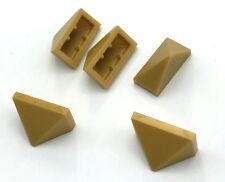 LEGO Bau- & Konstruktionsspielzeug Lego Lot Of 5 Neu Gelb Pisten Abgeschrägt Gebogen 6 X 1 Umgekehrt LEGO Bausteine & Bauzubehör