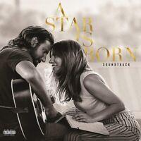 A STAR IS BORN SOUNDTRACK CD (LADY GAGA / BRADLEY COOPER -  CD - NEW & SEALED  2