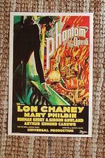 The Phantom of the Opera Lobby Card Movie Poster #3