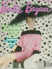 Barbie Bazaar Magazine November/December 1993 90's Vintage Collector's GOOD COND