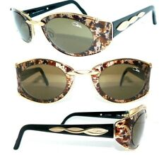 CAZAL 911 SONNENBRILLE GOLD BRAUN MADE GERMANY LEGENDS DAMEN GLASSES BRILLE 163