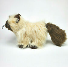 Ganz Webkinz plush Himalayan Cat very furry No code