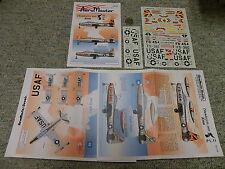 AeroMaster  decals 1/72 72-170 Thunderjets over Korea Part II    N35