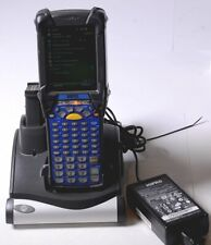 Motorola/Symbol Barcode Scanner MC9090 with Cradle + Two Batteries + PS