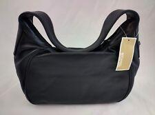 NEW Gorgeous Rare Michael Kors Black Leather Hobo Bag NWT Dustbag