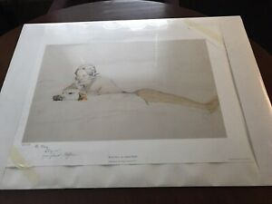 With Nell signed by Andrew Wyeth and Helga #209/850
