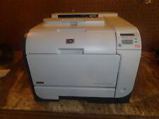 HP Color Laserjet CP2025dn laser Printer *REFURBISHED*  warranty COUNT 6,990