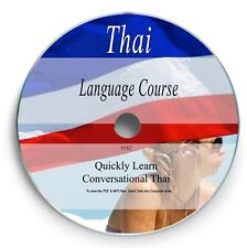 Learn to Speak Thai - Language Course - 22 Hrs Audio MP3 3 Books PDF on CD 162