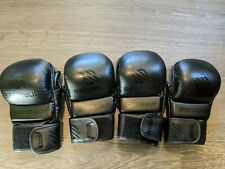 2 Pairs of Sanabul Essential 7 oz Sparring Gloves - L/XL