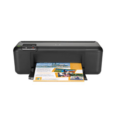 HP DeskJet D2660 CH366B - Tintenstrahldrucker A4 Farbe S/W