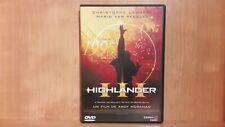 Highlander III : The Sorcerer DVD