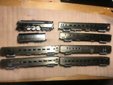 PSC HO Scale BRASS Empire State Express Hudson Steam Loco & 6 coaches