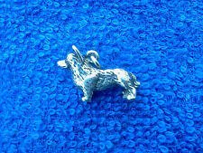 18 PUREBRED PET American Stafford shire Terrier or Fox Terrier 3D PEWTER CHARMS