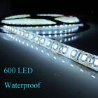 Super Bright Waterproof SMD 3528 300 LED DC12V Flexible Strip light Colors 5M