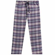 Men's Super Soft Cotton Flannel Plaid Pajama Sleep Pants