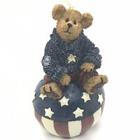 """Boyds Bears /& Friends Bank /""""Franklin/'s a Penny Saved Bank/"""" 2005 New W//Box"""