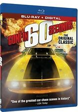 Gone In 60 Seconds (2017, REGION A Blu-ray New)