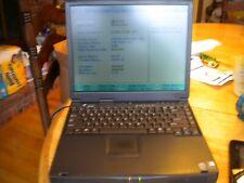Gateway solo 2150  laptop