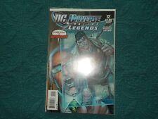 DC Comics; DC Universe Online Legends-'Clark Kent is...Superman!' #12 2011 FN/VF
