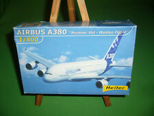 Maquette Heller AIRBUS A380 1:800