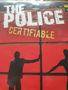 The Police - Certifiable Live In -TRIPLE Vinyl LP - New