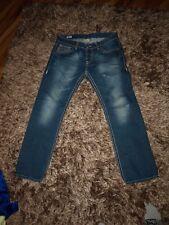 True Religion Jeans Herren Hose blau W36 L34