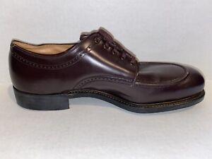 Knapp Aerotread Air Cushioned Shoe Brown Oxford Mens Size 13.5E Neoprene Sole