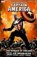 The Death of Captain America, Vol. 2: The Burden of Dreams - Paperback - GOOD