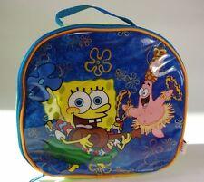 Spongebob Squarepants & Patrick in Hawaii Small Lunch Box Bag by Zak 2009 Viacom