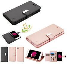 ZTE Sequoia / Blade Z Max Strap Leather Flip Wallet Protective Case Cover Book