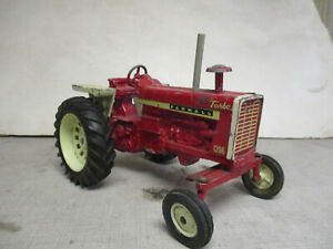 (1966) International Harvester Farmall 1206 Toy Tractor, 1/16 Scale All Original