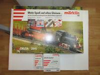 Märklin 2915 Delta digital Spur H0 Zugpackung + Control 6604 + Pilot 6605 OVP